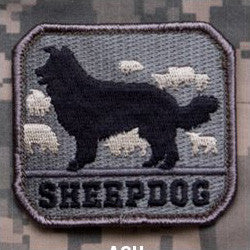 MSM SHEEPDOG - ACU - Hock Gift Shop | Army Online Store in Singapore
