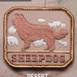 MSM SHEEPDOG - DESERT - Hock Gift Shop | Army Online Store in Singapore