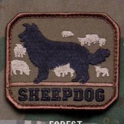 MSM SHEEPDOG - FOREST - Hock Gift Shop | Army Online Store in Singapore