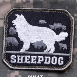 MSM SHEEPDOG - SWAT - Hock Gift Shop | Army Online Store in Singapore