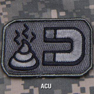 MSM SHIT MAGNET - ACU - Hock Gift Shop | Army Online Store in Singapore