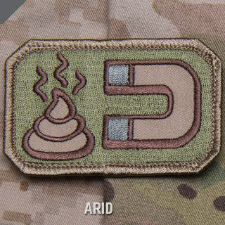 MSM SHIT MAGNET - ARID - Hock Gift Shop | Army Online Store in Singapore
