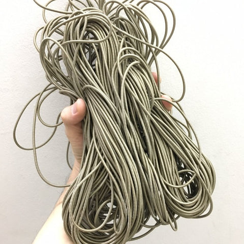 MSM SHOCK CORD (TAN) 1 METER - Hock Gift Shop | Army Online Store in Singapore