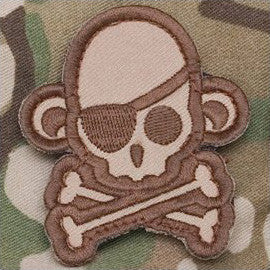 MSM Skullmonkey Pirate - Desert - Hock Gift Shop | Army Online Store in Singapore