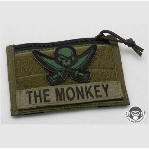 MSM SMALL PATCH PANEL - RANGER GREEN - Hock Gift Shop | Army Online Store in Singapore