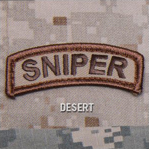 MSM SNIPER TAB - DESERT - Hock Gift Shop | Army Online Store in Singapore