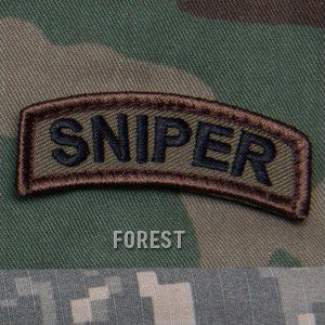 MSM SNIPER TAB - FOREST - Hock Gift Shop | Army Online Store in Singapore