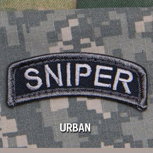 MSM SNIPER TAB - URBAN - Hock Gift Shop | Army Online Store in Singapore