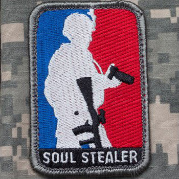MSM SOUL STEALER - FULL COLOR - Hock Gift Shop | Army Online Store in Singapore