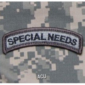MSM SPECIAL NEEDS TAB - ACU - Hock Gift Shop | Army Online Store in Singapore
