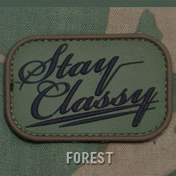MSM STAY CLASSY PVC - FOREST - Hock Gift Shop | Army Online Store in Singapore