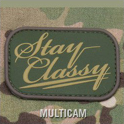 MSM STAY CLASSY PVC - MULTICAM - Hock Gift Shop | Army Online Store in Singapore