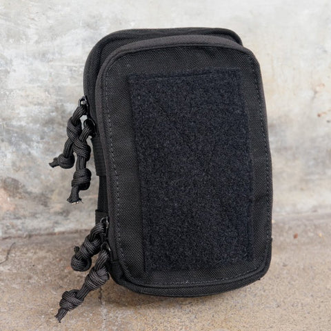 MSM STEALTH COMPACT POUCH - BLACK - Hock Gift Shop | Army Online Store in Singapore