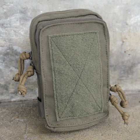 MSM STEALTH COMPACT POUCH - RANGER GREEN - Hock Gift Shop | Army Online Store in Singapore