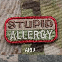 MSM STUPID ALLERGY - ARID - Hock Gift Shop | Army Online Store in Singapore