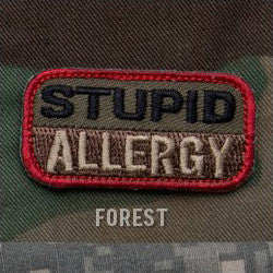 MSM STUPID ALLERGY - FOREST - Hock Gift Shop | Army Online Store in Singapore