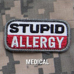 MSM STUPID ALLERGY - MEDICAL - Hock Gift Shop | Army Online Store in Singapore