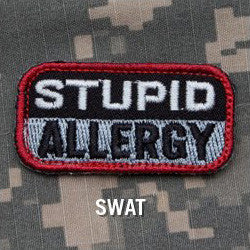 MSM STUPID ALLERGY - SWAT - Hock Gift Shop | Army Online Store in Singapore