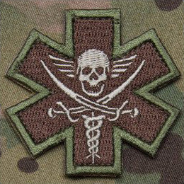 MSM TACTICAL MEDIC - PIRATE - MULTICAM - Hock Gift Shop | Army Online Store in Singapore