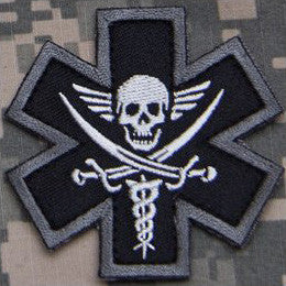 MSM TACTICAL MEDIC - PIRATE - SWAT - Hock Gift Shop | Army Online Store in Singapore
