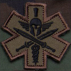 MSM TACTICAL MEDIC - SPARTAN - FOREST - Hock Gift Shop | Army Online Store in Singapore