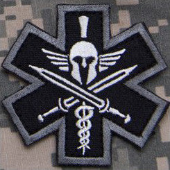 MSM TACTICAL MEDIC - SPARTAN - SWAT - Hock Gift Shop | Army Online Store in Singapore