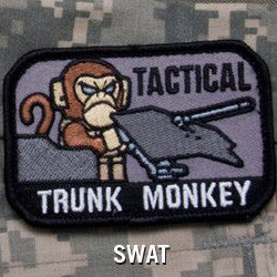 MSM TACTICAL TRUNK MONKEY - SWAT - Hock Gift Shop | Army Online Store in Singapore
