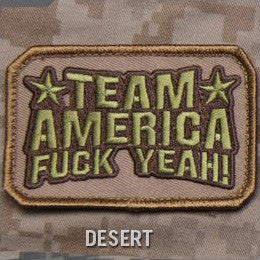 MSM TEAM AMERICA - DESERT - Hock Gift Shop | Army Online Store in Singapore