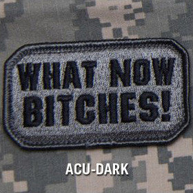 MSM WHAT NOW! - ACU DARK - Hock Gift Shop | Army Online Store in Singapore