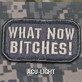 MSM WHAT NOW! - ACU LIGHT - Hock Gift Shop | Army Online Store in Singapore