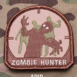 MSM ZOMBIE HUNTER - ARID - Hock Gift Shop | Army Online Store in Singapore