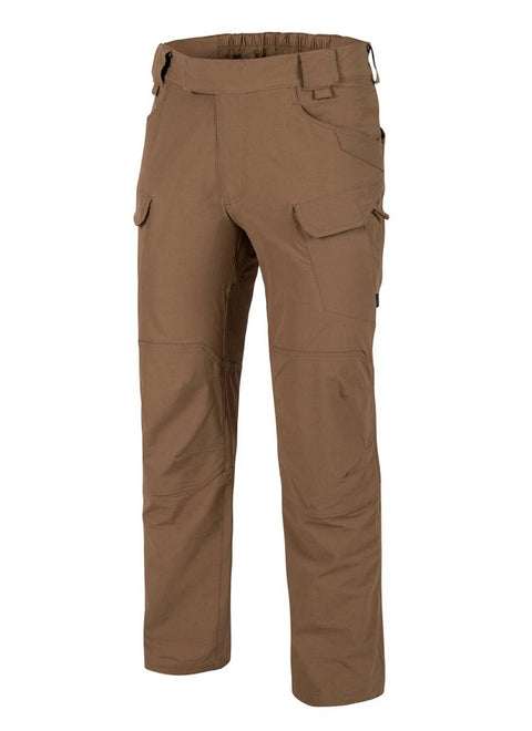 HELIKON-TEX OUTDOOR TACTICAL PANTS - MUD BROWN