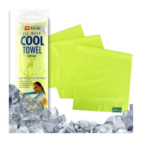 N-RIT ICE MATE COOL TOWEL (SINGLE) - Hock Gift Shop | Army Online Store in Singapore