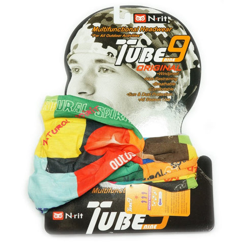 N-RIT TUBE 9 ORIGINAL MULTIFUNCTIONAL HEADWEAR - NATURAL SPIRIT - Hock Gift Shop | Army Online Store in Singapore