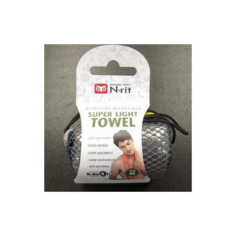 N-RIT ULTRAFINE MICROFIBER SUPER LIGHT TOWEL - MEDIUM - Hock Gift Shop | Army Online Store in Singapore