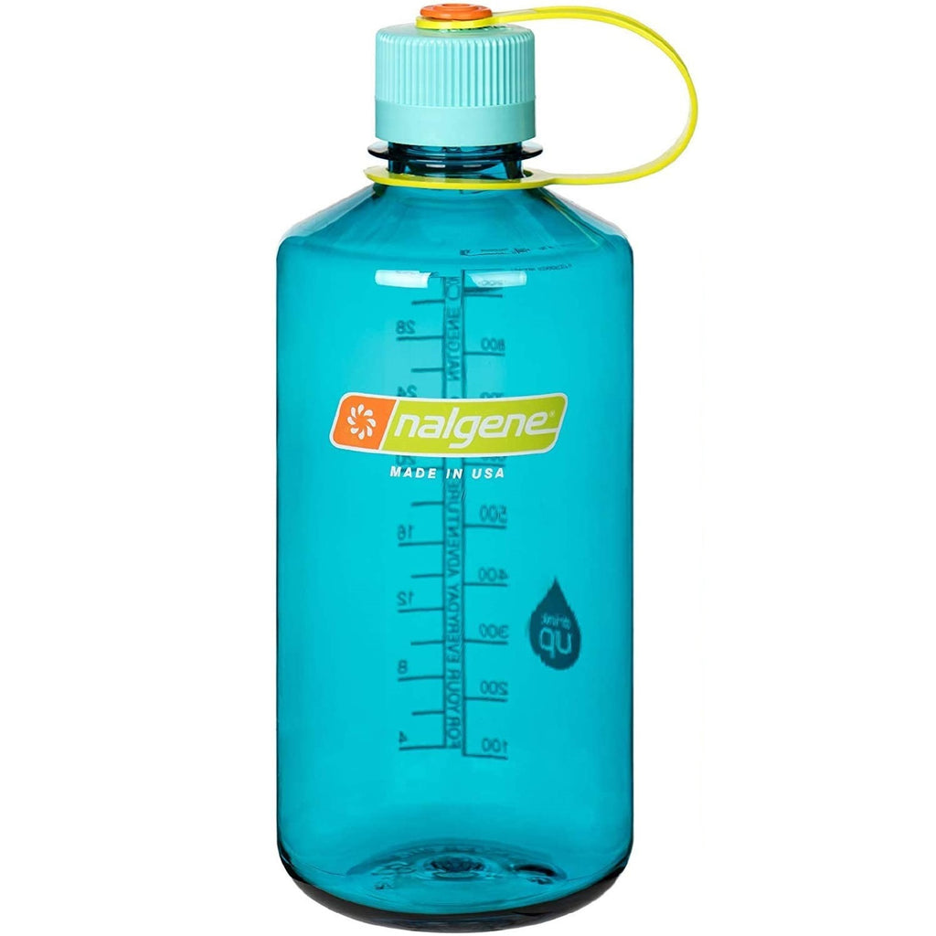 NALGENE NARROW MOUTH 32 OZ / 1000 ML - CERULEAN