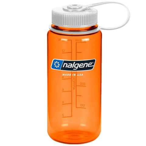NALGENE WIDE MOUTH 400 ML - ORANGE - Hock Gift Shop | Army Online Store in Singapore