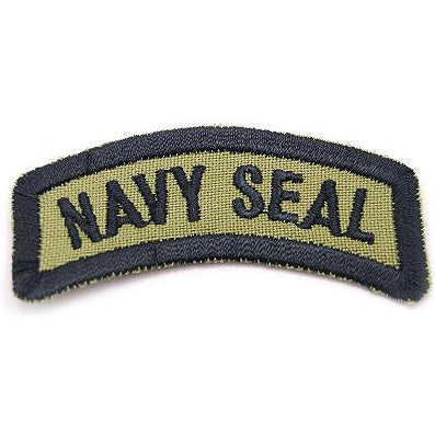 NAVY SEAL TAB - OLIVE GREEN - Hock Gift Shop | Army Online Store in Singapore