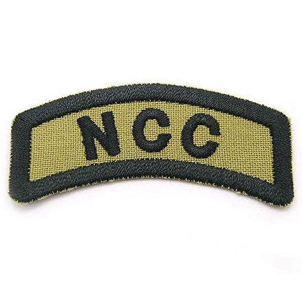 NCC TAB - OLIVE GREEN - Hock Gift Shop | Army Online Store in Singapore