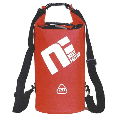 NEXT FACTOR DRY TUBE 20L - RED - Hock Gift Shop | Army Online Store in Singapore