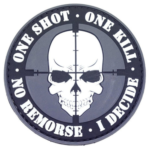 ONE SHOT ONE KILL NO REMORSE PATCH