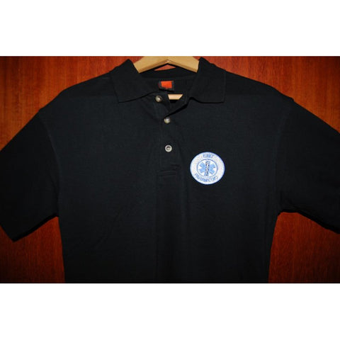 HGS POLO T-SHIRT - PARAMEDIC (BLUE LOGO) - Hock Gift Shop | Army Online Store in Singapore