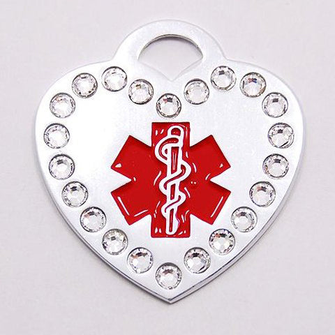 PARAMEDIC TAG (HEART) - Hock Gift Shop | Army Online Store in Singapore