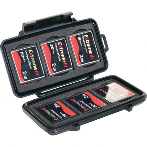PELICAN 0945 MEMORY CARD CASE - FOR COMPACT FLASH - Hock Gift Shop | Army Online Store in Singapore