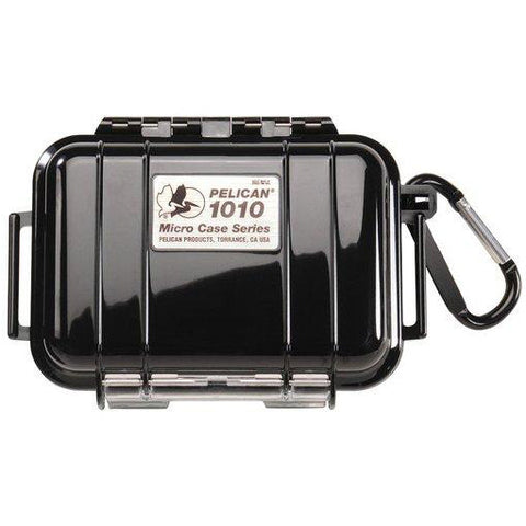 PELICAN 1010BK MICRO CASE - SOLID BLACK LINER - Hock Gift Shop | Army Online Store in Singapore