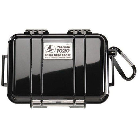 PELICAN 1020BK MICRO CASE - SOLID BLACK LINER - Hock Gift Shop | Army Online Store in Singapore