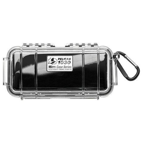 PELICAN 1030 MICRO CASE - CLEAR BLACK LINER - Hock Gift Shop | Army Online Store in Singapore