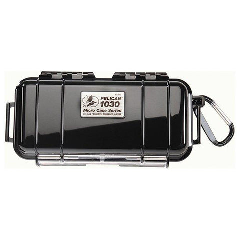PELICAN 1030BK MICRO CASE - SOLID BLACK LINER - Hock Gift Shop | Army Online Store in Singapore