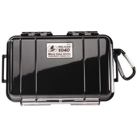 PELICAN 1040BK MICRO CASE - SOLID BLACK LINER - Hock Gift Shop | Army Online Store in Singapore