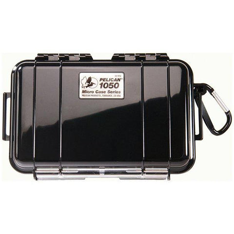 PELICAN 1050BK MICRO CASE - SOLID BLACK LINER - Hock Gift Shop | Army Online Store in Singapore